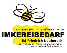 Logo imkerei neubersch